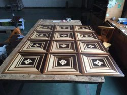 Meilleure finition DIY Art étanche Engineered /du Parquet,