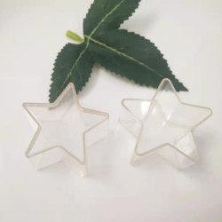 Hot vendre festive Star Candle Tasses en plastique