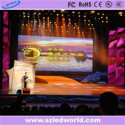 P5 plein écran LED de couleur de la location de panneau d'affichage intérieur pour la publicité (CE, RoHS, FCC, CCC)