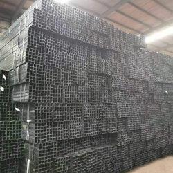 15*15mm kaltbezogenes nahtloser Stahl-Quadrat und rechteckiges Kohlenstoff-Eisen-Schwarz-Rohr