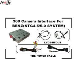 Het Omkeren van de auto Camera 360 Interface voor Mercedes-Benz C/B/a/E/Glc/Cla/Gle Ntg5.0