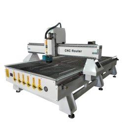Hot Sale Travail d'art en bois pour la vente de la machine de gravure CNC/1325 CNC Machine de découpe en acrylique avec une épaisseur de la découpe CNC/machine de découpe de MDF