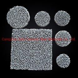 El carburo de silicio de espuma de cerámica soporte catalizador