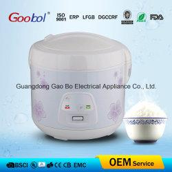 Kooktoestel van de Rijst van het Huishoudapparaat het Elektrische 1.8L