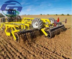 Cast-Iron Pressione as rodas para equipamentos de preparo do solo