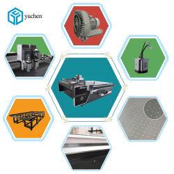 Qualität keine Laser-oszillierende Messer-Gewebe-Textilleder-Tuch-Ausschnitt-Maschine für Bekleidungsindustrie