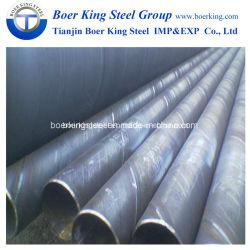 89 Espiral de tubería soldada de Sierra de la API de tubos de acero SSAW5l