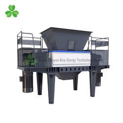 Carrosserie de voiture de shell du système de recyclage de ferrailles en métal léger