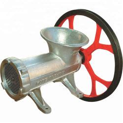Lado e Motor-Run Moedor de carne de Ferro Fundido com BR040
