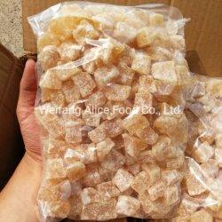 Het gekristalliseerde Zoete en Kruidige Voedsel van de Gember