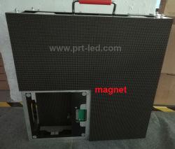 Магнитные передний светодиодный дисплей проектирования модулей для использования внутри и вне помещений P4.81 РП3.91/P/P6.25
