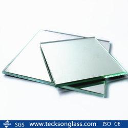 3-8 mm de espejo de la hoja de aluminio plateado de color con alta calidad