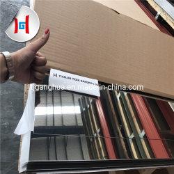 304 Зеркальный лист из нержавеющей стали