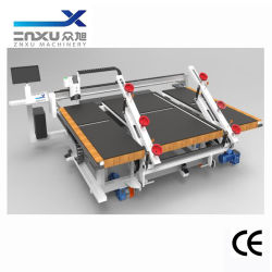 Zxq 시리즈 CNC 유리제 절단기, 유리제 절단 생산 라인