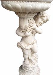 Европейский песчаника Flowerpot скульптура наша компания специализируется в процессе принятия решений различных видов скульптурные скульптуры, которые могут быть настроены на частном 2