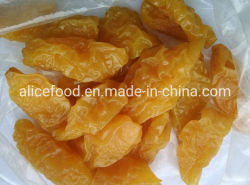 中国の工場農産物の乾燥した様式によって乾燥されるナシ