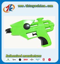 Pistola de água de plástico brinquedo pistola promocionais jogo para crianças