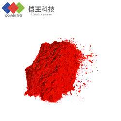 Cor vermelho metálico de Pintura por Spray de Pó de cerâmica para revestimento de superfície de metal