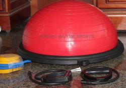 Bosu шарик / Баланс инструктор / Фитнес-прочности Bosu шаровой шарнир с расширителем