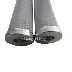 Substituição do Cartucho Indufil o elemento do filtro o INR-S-00085-H-SS-UPG-ED 1 mícron gás em fibra de vidro