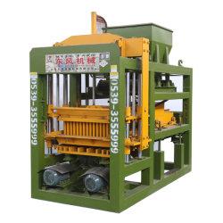 Qté 8-15 hydraulique automatique machine à fabriquer des briques de béton et de bloc de ciment pour la vente
