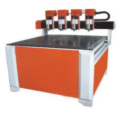 喜びの多頭部CNCの木工業機械