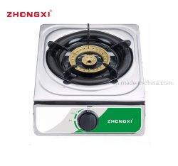 Fornello di gas del bruciatore del bruciatore del ghisa singolo