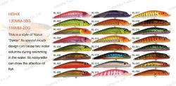 Isca de pesca Pesca ,Lure plástico--Peixes pendurados Yozuri Darter (HRL016)