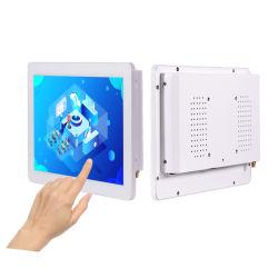 9 10 10.1 11 12 Zoll-flacher kapazitiver multi Punkt-Screen-Monitor mit USB-Gleichstrom 12V