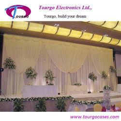 6082 de alta calidad/T6 Tubo de Aluminio y sistema de cortina