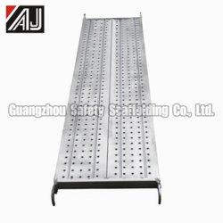 Conseil d'échafaudage de métal de haute résistance pour la plate-forme d'Échafaudage