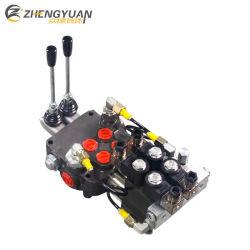40 لوفي الدقيقة صمام التحكم الهيدروليكي الكهربائي 2p40-ODU بجهد 12 فولت