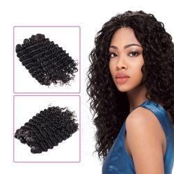 7un vison Reine Rosa produits capillaires vague profonde brésilien de Tissage de cheveux vierges 3 Bundles humide et ondulées des cheveux bouclés brésilien vierge