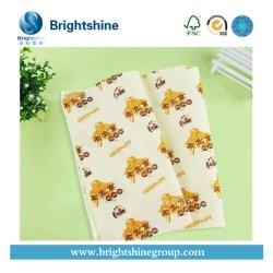 5 Grado de papel resistente a la grasa para empaquetado de alimentos