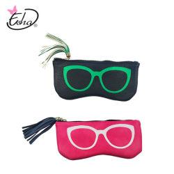 pu óculos bonitos pu sacos de higiene pessoal sacos cosméticos saco de viagem organizador