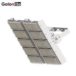 En el exterior IP66 IK10 proyector LED de túnel Tenis Reflector de aluminio de fundición Spotlight 1000W 600W a 500W 50W 100W 150W 200W 250W 300W Reflector LED 400W