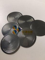 제조업체는 압력 송신기용 316L 골판형 금속 다이어프램을 공급합니다