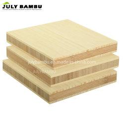 100% sólido de 25mm de contrachapado de bambú para la venta de madera de bambú vertical