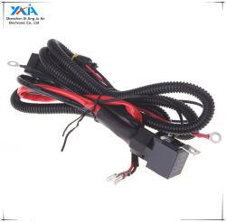 XajaのリレーソケットH7の陶磁器のリレーヘッドライトの配線用ハーネスの製造業者