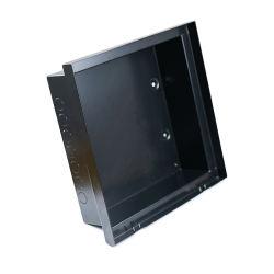 Dongguan matérielle personnalisée en usine Big Black boîte en acier pour la construction