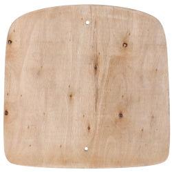 Вращающиеся стулья детали толстые деревянные фанеры оболочки подушки сиденья