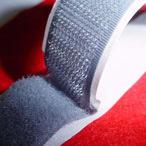 При использовании термоклеевого клей двухсторонний крюк и петля клея