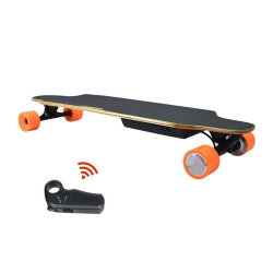 Afstandsbediening Elektrische Scooter Lithium accu Sport Skateboard op maat Logo