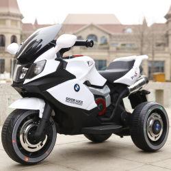 Motociclo ricaricabile della rotella chiara del bambino 3 della bici LED del giocattolo della materia plastica con Cem-25 a pile