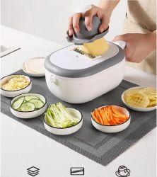 جميع الخضار الجديدة متعددة الأغراض كراتر مقص القشر ماندولين أدوات المطبخ Essg16438