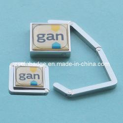 كيس الحلو المربع القابل للFolderable Bag مع ملصق الطباعة (ele-BH14)