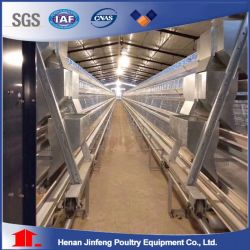 2020 가금 경작에 있는 새로운 디자인 건전지 닭 감금소 가금 장비