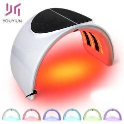 Lampe de luminothérapie corps Facial Beauty Spa PDT masque pour déposer des rides de la peau