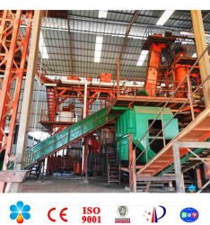Rbd Palmöl-Produktionszweig grobe Palmen-Erdölraffinerie-Maschine, Palmöl-aufbereitende Maschine