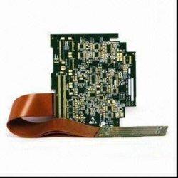 제어 장치의 Fr4+Polyimed PCB 회로판 제작 따옴표